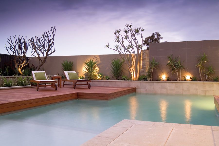 Gallery Creative Pools Perth landscaping custom pools water